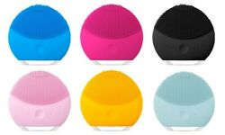 Face Cleansing Brush Silicone Mini Facial Skin Cleanser Electric USB Waterproof $9.99