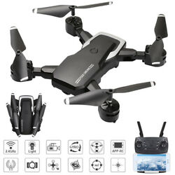 Mini Drone Combo Quadcopter with 4K Camera Foldable WIFI FPV Aircraft APP-RC Toy $43.99