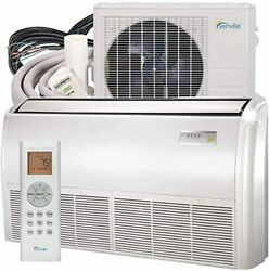24000 BTU Ceiling Floor Mounted Ductless Mini Split AC Heat Pump ENERGY STAR $1799.99
