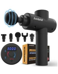 Annbrist Vibrational Message Gun $20.00