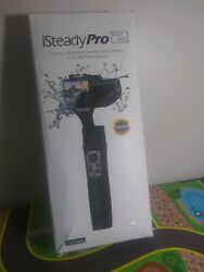 hohem Isteady Pro 2 3-Axis Handheld Stabilizing Gimbal for Action Camer Open Box $70.00