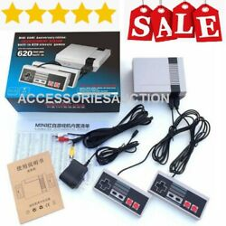 Mini Retro Game For Nintendo NES Console 620 Classic Games RCA HDMI2 Controller $22.49