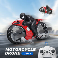 Boys Kids Gift Toys Mini RC Drone Car 2.4G Altitude Hold 3D Flips RC Quadcopter $9.99