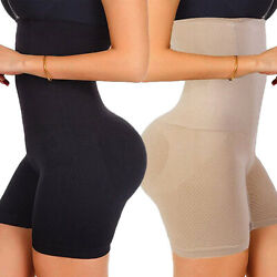 Fajas Colombianas High Waist Shapewear Tummy Control Shaper Boned Slimming Pants $11.89
