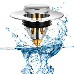 1.3 Gallon Stainless Steel Compost Bin Bucket Activated Carbon Sponges Filter 5L $23.59