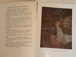 1919 antique AT THE BACK OF THE NORTH WIND MacDonald illus Jessie Willcox Smith $84.95