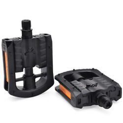 1 PAIR Universal Bicycle Road Mountain Bike Bicycle Pedals Folding Cycling Pedal $18.79