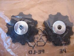 New Replacement Pulleys Fits Campagnolo Super Nuovo Record Derailleurs  $17.00