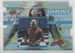 2018 Upper Deck Ant-Man & The Wasp Ghost SP #G26 5l3 $69.54