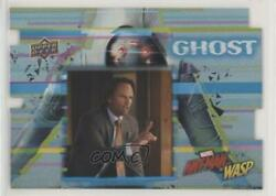 2018 Upper Deck Ant-Man & The Wasp Ghost SP Impatient #G31 5l3 $86.79