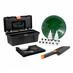 ASR Outdoor 21pc Complete Gold Mining Prospecting Combo Kit with Bonus Gold Pan $33.99