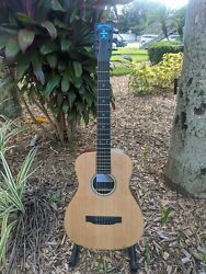Martin Ed Sheeran 3 Divide Signature Edition Little Martin Guitar- No Case $375.00