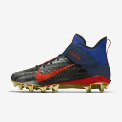 Custom Nike Alpha Menace Pro 2 Mid With Different Sizes And Redesignable $169.99