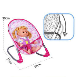 Baby Toddler Doll Bouncer Chair Carrier Playset for Reborn Doll for Mellchan $15.99