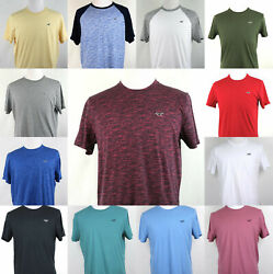 Hollister Must Have Collection T Shirt Crew Neck Short Sleeve XS S M L XL 2XL $13.99