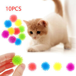 Puppy Interactive Thorn Ball Arbutus Ball Chewing Toy Pet Supplies Cat Toys $6.26