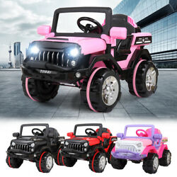 12V Kids Ride on Truck Car Battery Powered Electric Car 3 Speed W Remote Control $139.99