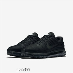 Nike Air Max 2017 Running Shoes Movement Fitness City Trail black $140.00