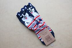 Dream Big Socks quot;Naughty Dog quot; One Size Fits Most BNWTS RRP $19.95 Gift AU $19.95