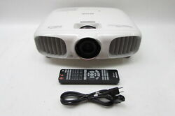 Epson Powerlite Home Cinema 3020 Projector 3D 1080P Home Theater Projector $379.99