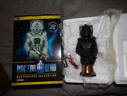 DOCTOR WHO CYBERMAN 8quot; Limited Maxi Bust BLACK Cyber Scout $59.00