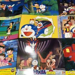 Doraemon Novelty For Movies Lobby Card Posters 9 Pieces Set $118.97