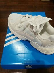 Adidas Yung 1 *Cloud White* Sneakers Men#x27;s Size US12 B37616..*MASTERPIECE* $39.00