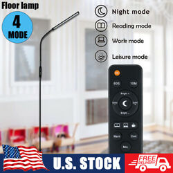 Adjustable LED Floor Lamp Standing Reading Home Office Dimmable Light Remote $48.99