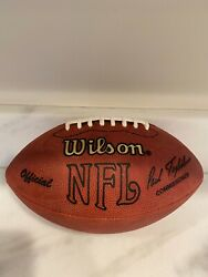 Official NFL Game Football by Wilson $125.00