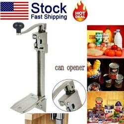 11quot;Large Commercial Catering Kitchen Heavy Duty Bench Table Clamp Tin Can Opener
