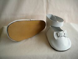 Reproduction Antique Doll Shoes to Fit a 32 inch 81.28 cm Doll $20.00