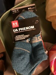 Kids Boys Socks Hurley Under Armour Size 13.5 To 5 $8.00