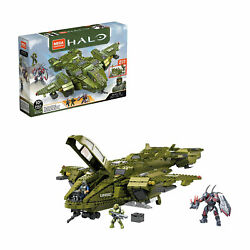Mega Construx Halo Pelican Inbound 2 in 1 Building Block Toy for Ages 10 and Up $149.99
