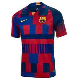 Nike and Barcelona 20th Anniversary Home Jersey Part # 943025 456 by Nike