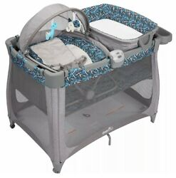 EVENFLO ARENA FOUR IN ONE BABY SUITE PLAYARD 70812110 PLAY PEN NAPPER BASSINET $100.00