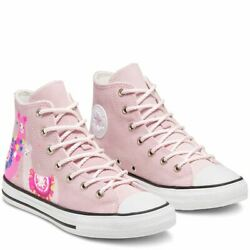 Converse Chuck Taylor All Star Youth Llama High Top Sneaker 665865C NEW $49.95