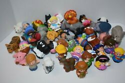 Fisher Price Little People Figures Lot of 11 Pcs Randomly Selected Figures $18.00