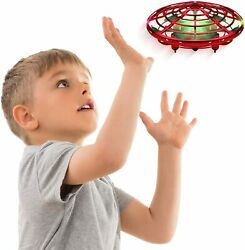 Toys Kids Gift Mini Drone Quad Induction Levitation Hand Operated UFO Helicopter $15.99
