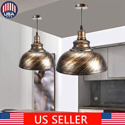 Retro Kitchen Pendant Light Ceiling Lamp Fixture Home Bar Hanging Chandelier $28.05