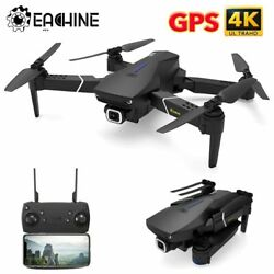 RC Drone GPS FOLLOW ME WIFI Quadcopter 4K 1080P HD Wide Angle Altitude Durable $192.08