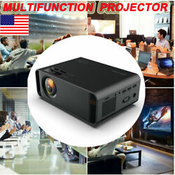 3D WiFi Mini Smartphone Screen Synchronize Projector For Home Theater Projectors $76.99