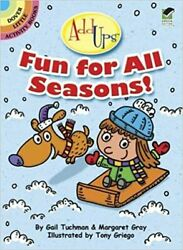 AddUps Fun for All Seasons Dover Little Activity Books $4.66