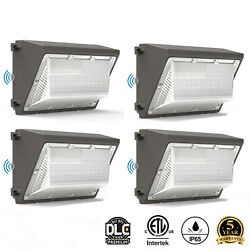 120W LED Wall Pack Light 80W Commercial Outdoor Floodlight 550W 1000W Equivalent
