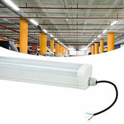 4FT Vapor Proof LED Light Commercial Lights 40W for Barber Light 5500K Daylight