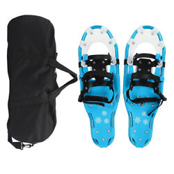 25quot; Snowshoes Aluminum Frame with Carry Bag for Men and Women Snowfield Walking $49.43