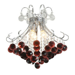 Modern Crystal Chandelier Bedroom Porch Small chandelier Restaurant Creative $136.99