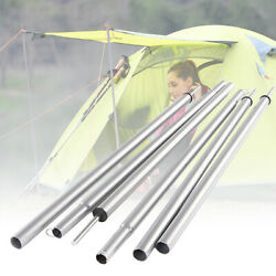 1 Pack Universal Adjustable Camping Tarp Telescoping Tent Poles US $17.49