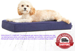 Dog Beds Orthopedic Support For Arthritis After Surgery Washable Easy to Clean $35.00