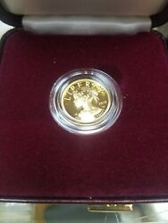 4 2018 American Liberty 1 10th oz. Gold coins $1300.00