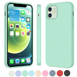 For iphone 13 12 11 Pro Max XR XS Max 8 7 6S Plus SE Silicone Case Cute Cover $5.99